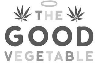 THE GOOD VEGETABLE trademark