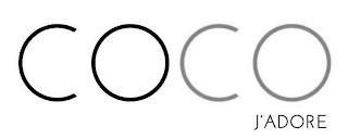 COCO J'ADORE trademark