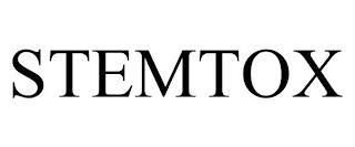STEMTOX trademark