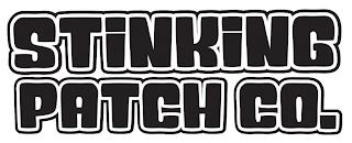 STINKING PATCH CO. trademark