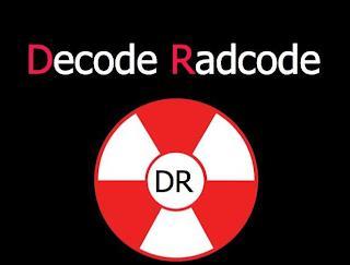DECODE RADCODE DR trademark