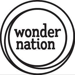 WONDER NATION trademark