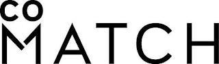 CO MATCH trademark