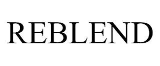 REBLEND trademark