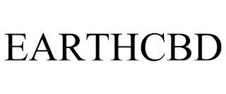 EARTHCBD trademark