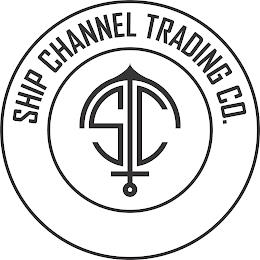 SHIP CHANNEL TRADING CO. SC trademark