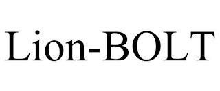 LION-BOLT trademark