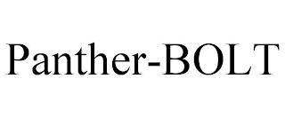 PANTHER-BOLT trademark