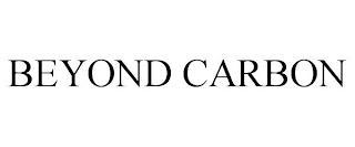 BEYOND CARBON trademark