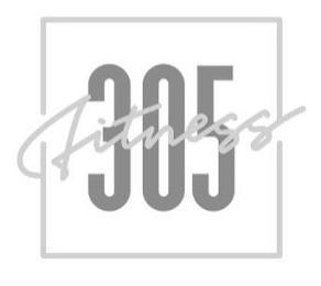 305 FITNESS trademark