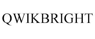 QWIKBRIGHT trademark