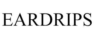 EARDRIPS trademark