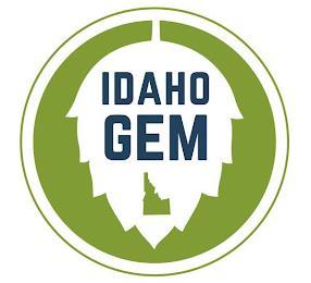 IDAHO GEM trademark