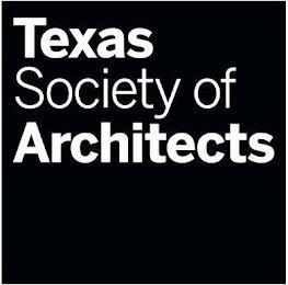 TEXAS SOCIETY OF ARCHITECTS trademark