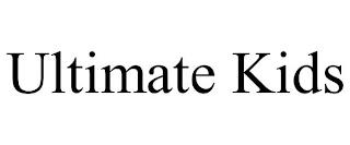 ULTIMATE KIDS trademark