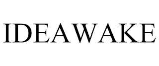 IDEAWAKE trademark