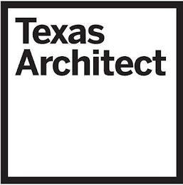 TEXAS ARCHITECT trademark