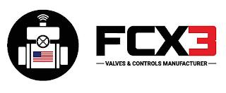 FCX3 VALVES & CONTROLS MANUFACTURER trademark