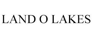 LAND O LAKES trademark