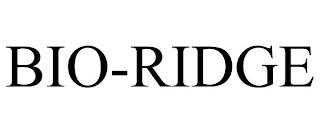 BIO-RIDGE trademark
