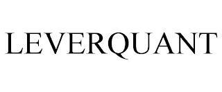 LEVERQUANT trademark