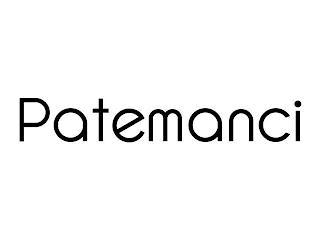 PATEMANCI trademark