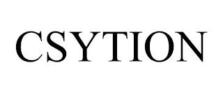 CSYTION trademark