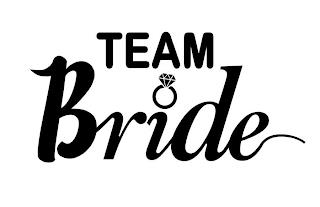 TEAM BRIDE trademark