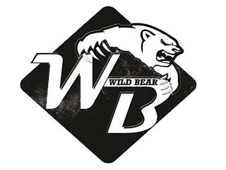 WB WILD BEAR trademark
