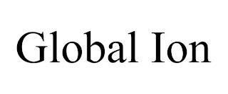 GLOBAL ION trademark