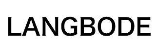 LANGBODE trademark
