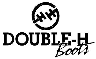 H H DOUBLE-H BOOTS trademark