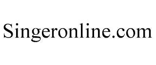 SINGERONLINE.COM trademark