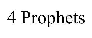 4 PROPHETS trademark