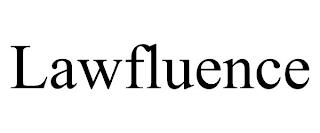 LAWFLUENCE trademark