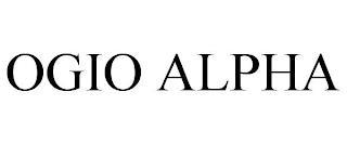 OGIO ALPHA trademark