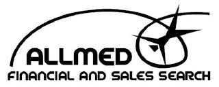 ALLMED FINANCIAL AND SALES SEARCH trademark