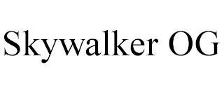 SKYWALKER OG trademark
