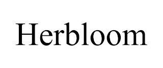 HERBLOOM trademark
