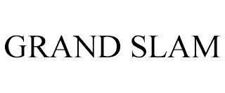GRAND SLAM trademark