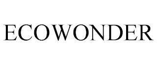 ECOWONDER trademark