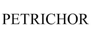 PETRICHOR trademark