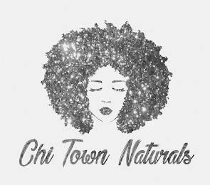 CHI TOWN NATURALS trademark
