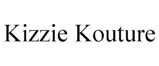 KIZZIE KOUTURE trademark
