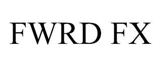 FWRD FX trademark