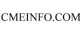 CMEINFO.COM trademark