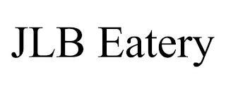 JLB EATERY trademark