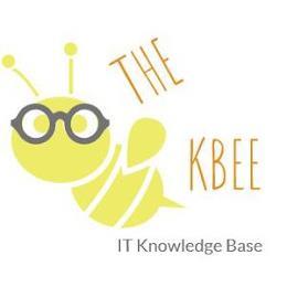THE KBEE IT KNOWLEDGE BASE trademark