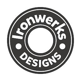 IRONWERKS DESIGNS trademark
