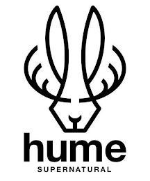HUME SUPERNATURAL trademark